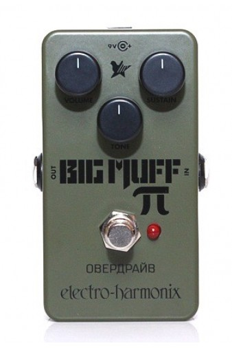 Russian Muff ОВЕРДРАЙВ