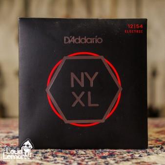 D'Addario NYXL 12-54 струны для электрогитары