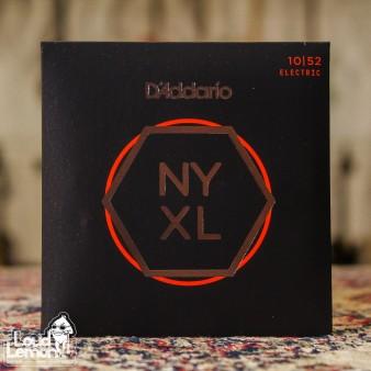 D'Addario NYXL 10-52 набор струн для электрогитары