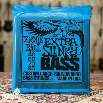 Ernie Ball 2835 Extra Slinky 40-95 струны для бас-гитары