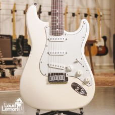 Fender Custom Shop Stratocaster 1993 Olympic White электрогитара