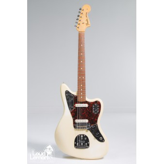 Fender Jaguar AVRI Olympic White