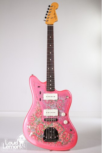 Fender Traditional 60s Jazzmaster 2017 Pink Paisley MIJ