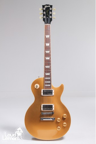 Gibson Les Paul Standard 1997 Gold Top Limited Edition