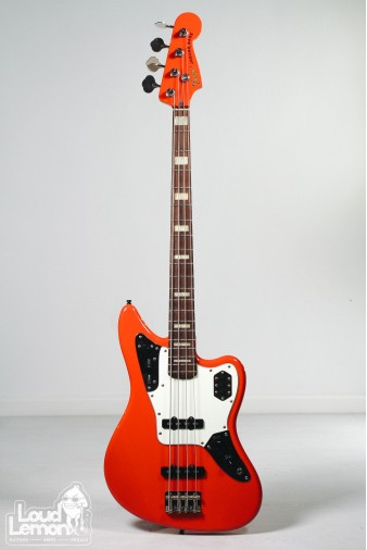 Fender Jaguar Bass 1994 Hot Rod Red Japan