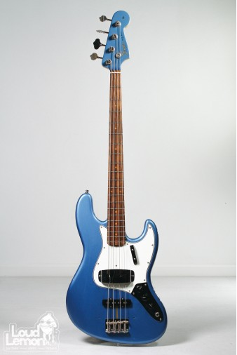 Fender American Vintage Reissue'64 Jazz Bass Lake Placid Blue