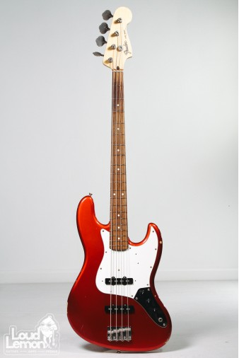 Fender Jazz Bass 1993 Candy Apple Red