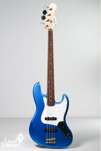 Fender Jazz Bass Standard 2013 Lake Placid Blue