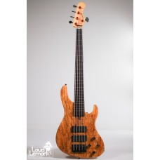 Sadowsky 5-string Fretless Bass Custom 2002 Natural