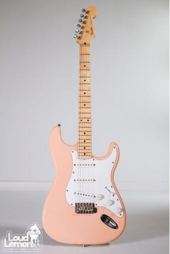 Fender Stratocaster Shell Pink