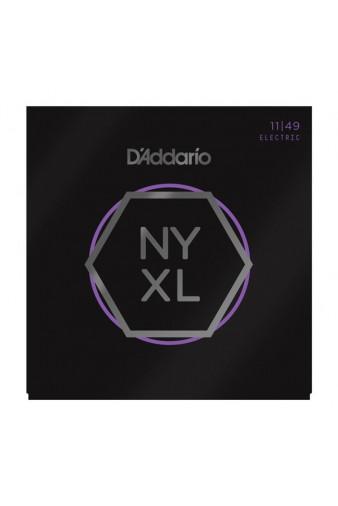 D'Addario NYXL1149 Nickel Wound Medium 11-49