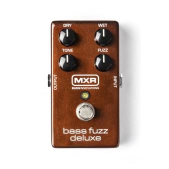 M84 Bass Fuzz Deluxe