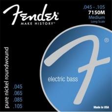 Original Bass Pure Nickel 7150M 45-105
