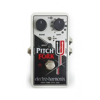 Pitch Fork Polyphonic Pitch Shifter