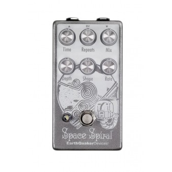 Space Spiral Delay