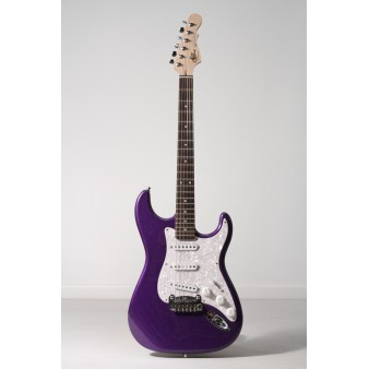 G&L Legacy 2011 Royal Purple Matallic