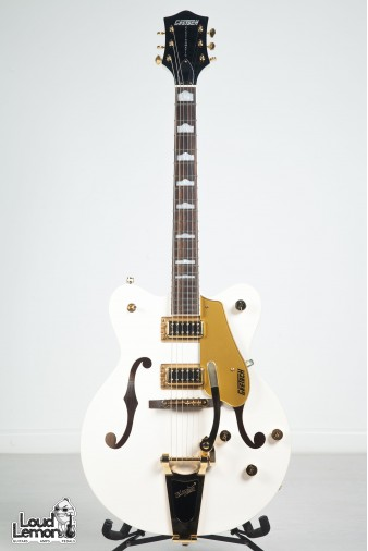 G5422T Electromatic Snow Crest White