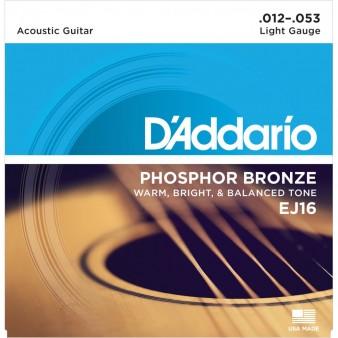 EJ16 Phosphor Bronze Light 12-53