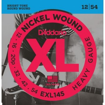 EXL145 Nickel Wound 12-54