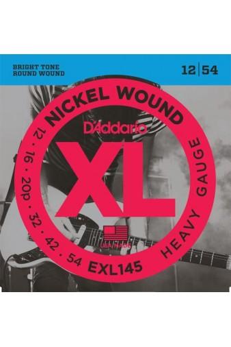 EXL145 Nickel Wound 12-54