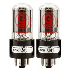 Fender Groove Tubes GT-6V6-C Medium Matched Pair лампы оконечника