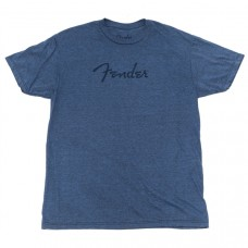 Distressed Logo Premium T-Shirt Blue Heather футболка