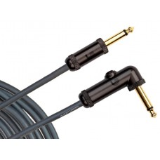 D'Addario Circuit Breaker Momentary Mute Angled Cable 6m