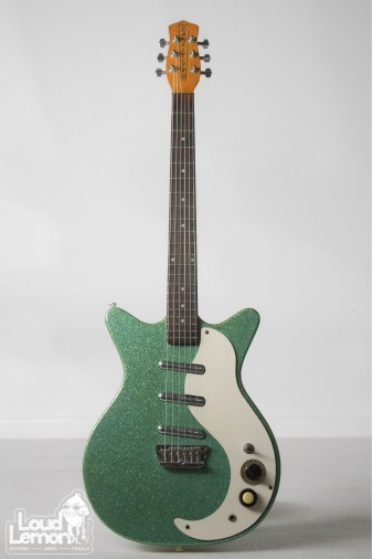 '59 DC-3 Sparkle Green