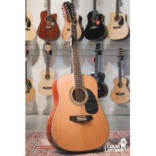 J&D D-110-12 12 Strings Natural