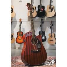Fender CD-60SCE All Mahogany