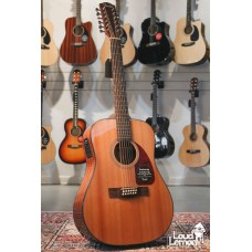 Fender CD-160SCE-12 String Natural