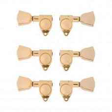 Gibson Keystone Tuner Set Gold колки