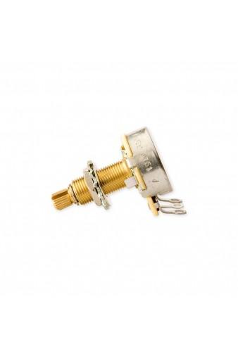 500K OHM Audio Taper Long Shaft потенциометр, длинный шток