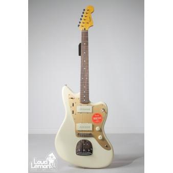 Fender Squier J Mascis Jazzmaster Vintage White