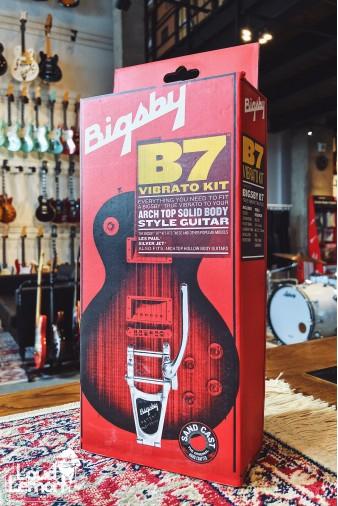 B7 Vibrato Kit Chrome комплект вибрато