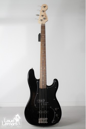 Fender Squier Affinity Series PJ Precision Bass Black
