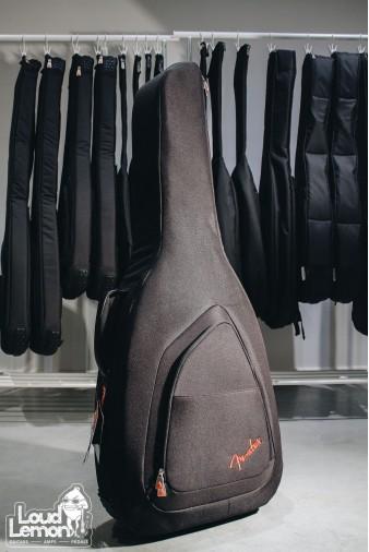 Fender FA620 полужесткий чехол для акустической гитары