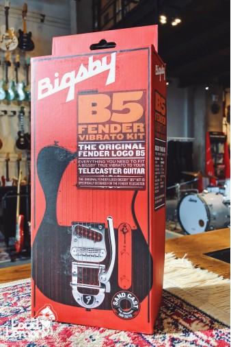 B5 Fender Telecaster Vibrato Kit Chrome комплект вибрато