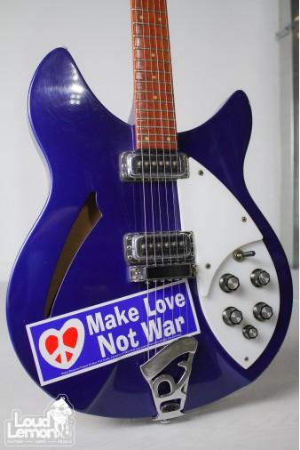 Rickenbacker 330 1993 Midnight Blue