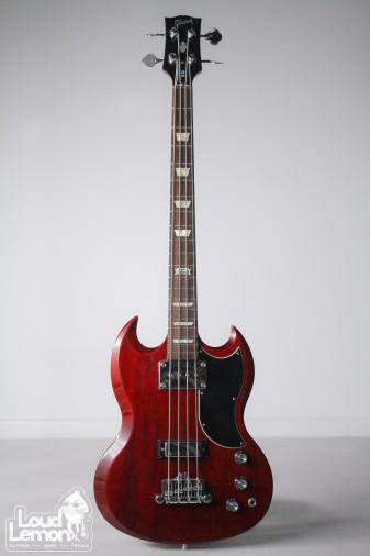 SG Bass Standart 2014 Heritage Cherry