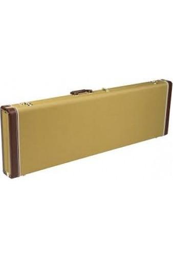 Pro Series Precision/Jazz Bass Case жесткий кейс для бас-гитары