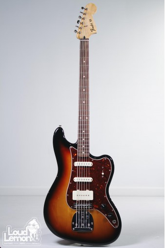 Fender Pawn Shop Bass VI 2014 Sunburst