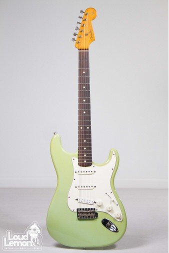 American Vintage Reissue '62 Stratocaster 2001 Surf Green
