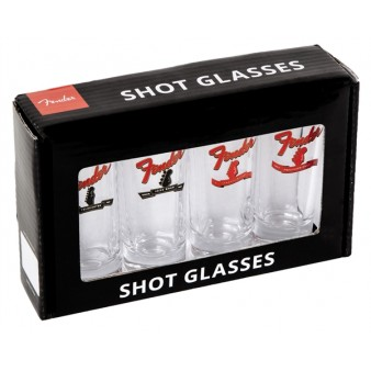 Shot Glasses набор из 4 рюмок