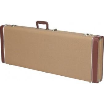 Pro Series Tweed Strat/Tele  жесткий кейс для электрогитары