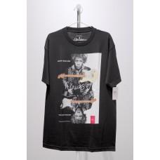 Jimi Hendrix Alter Your Axis Black футболка