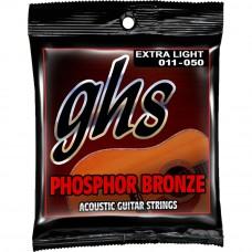 S315 Phosphor Bronze 11-50