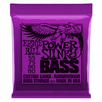 Power Slinky Bass 2831 55-110