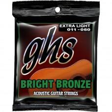 BB20X Bright Bronze 80/20 Extra Light 11-50
