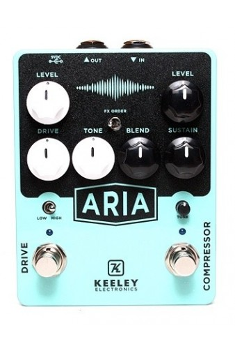 Keeley Electronics Aria